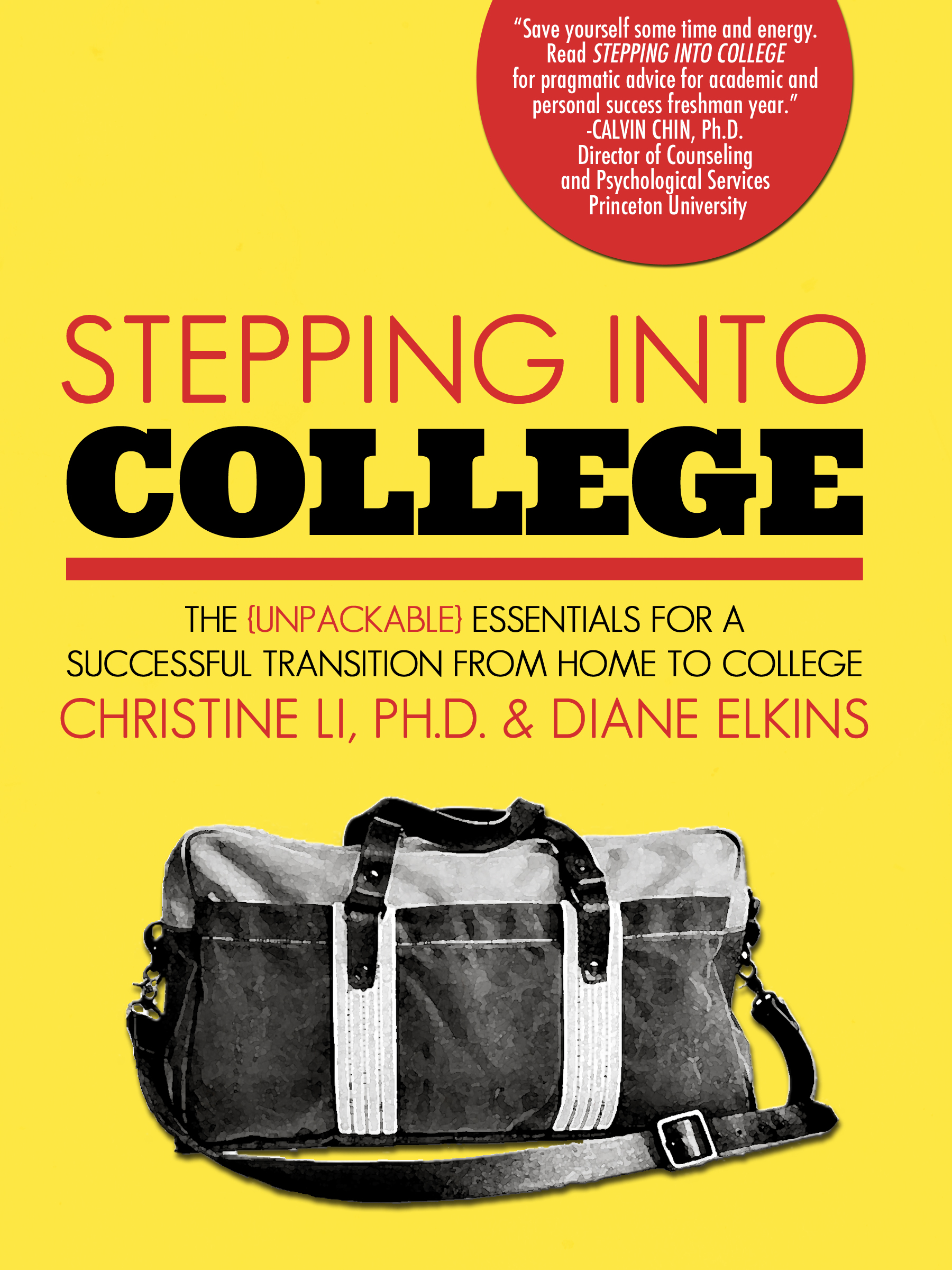 SteppingIntoCollegeCover