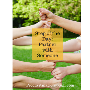 Partner with Someone