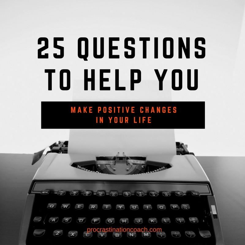 25 questions - WP