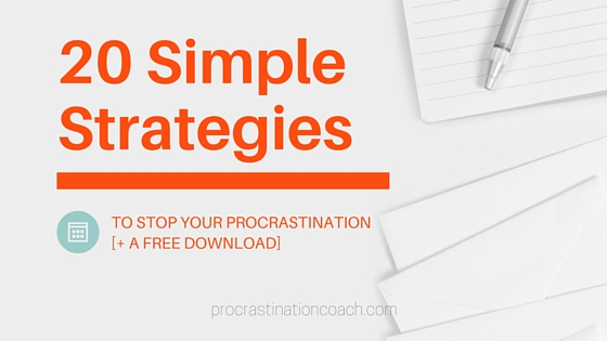 20 Simple Strategies