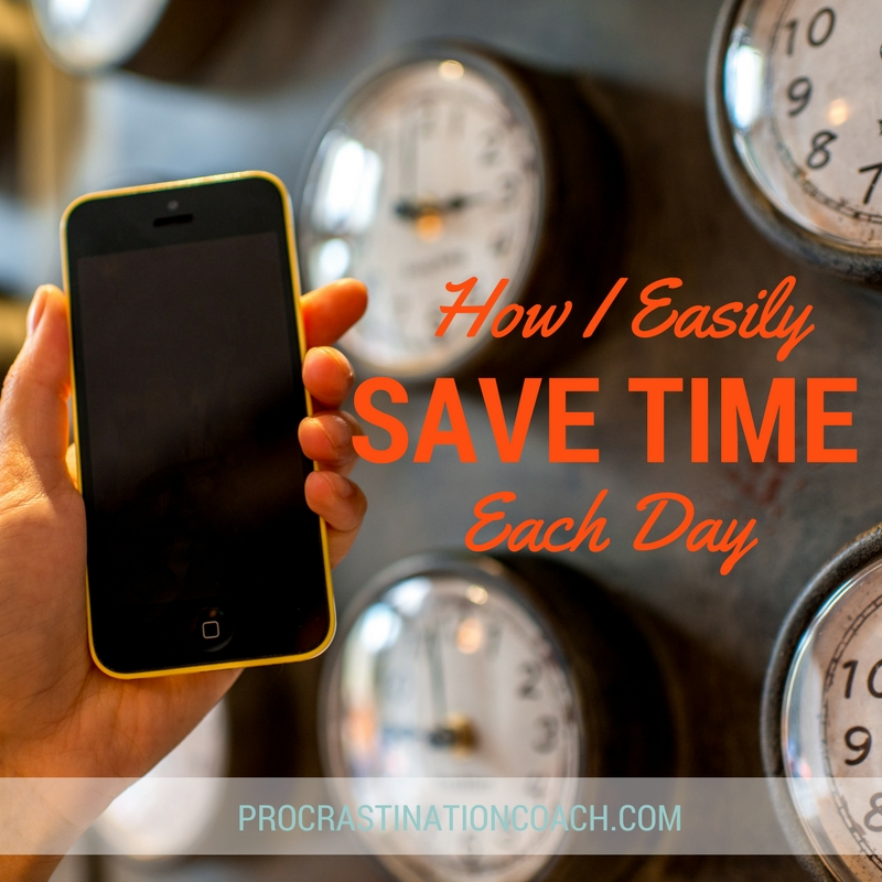 Save TIme Every Day with the Moment App